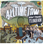 Vinilo All Time Low - Don't Panic It's Longer Now (2 Lp)