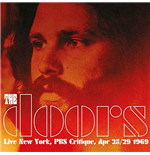 Vinilo Doors (The) - Live New York, Pbs Critique April 28/29 1969 180gr