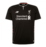 Camiseta Liverpool FC 2016-2017 Away de niño