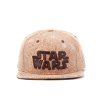 Star Wars Gorra Béisbol Snap Back Logo Cork