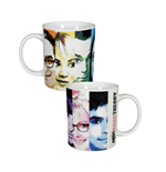 Big Bang Theory Taza Characters