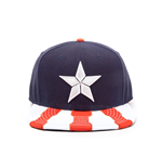 Captain America Civil War Gorra Béisbol Snap Back Logo