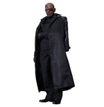 Capitán América El Soldado de Invierno Figura Movie Masterpiece 1/6 Nick Fury 30 cm
