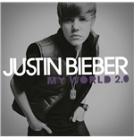 Vinilo Justin Bieber - My World 2.0