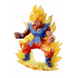 Dragonball Super Dracap Memorial 02 Estatua PVC Super Saiyan Son Goku 10 cm