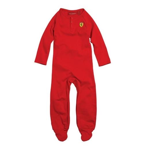 6fa3d962410ff Pijama de bebé rojo Ferrari Original  Compra Online en Oferta