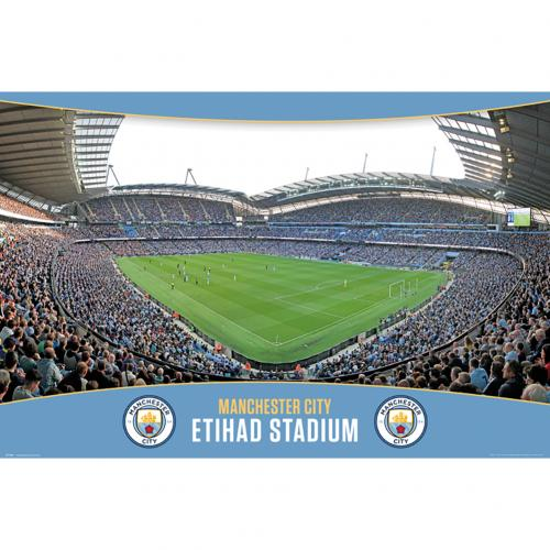 Póster Manchester City FC