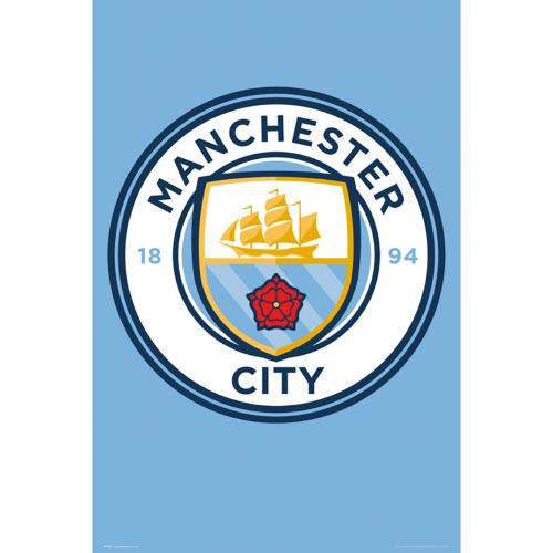 Póster Manchester City FC 220438