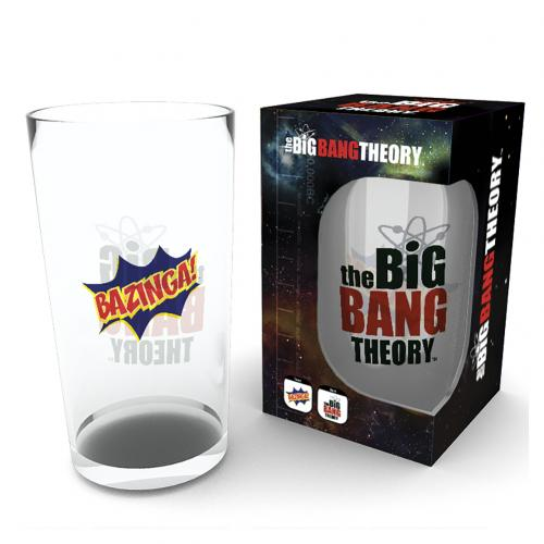 Vaso Big Bang Theory