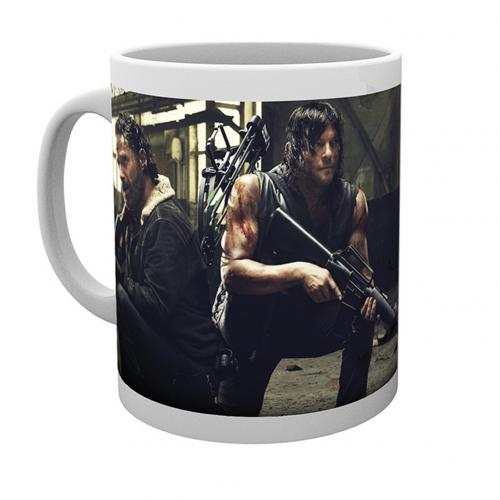 Taza The Walking Dead 220460