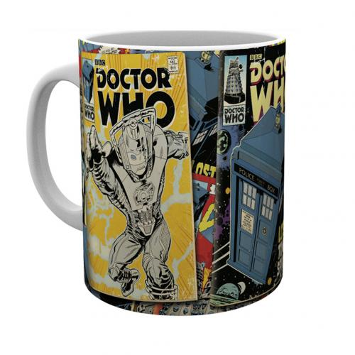 Taza Doctor Who 220472