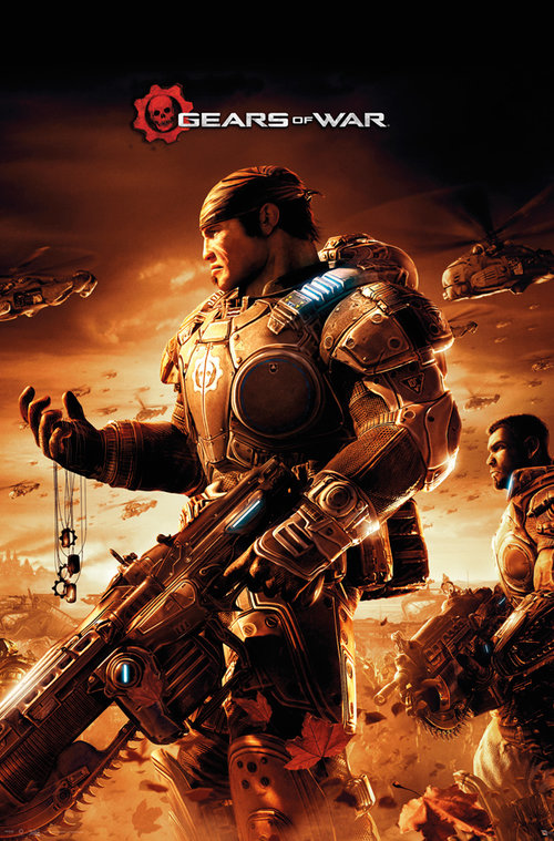 Póster Gears of War 220490