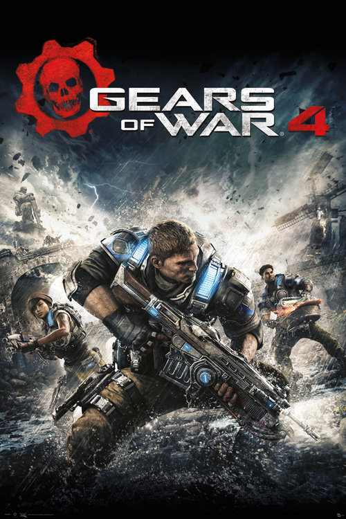 Póster Gears of War 220494