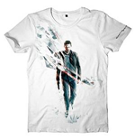 Camiseta Quantum Break 220631