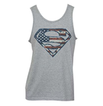 Camiseta de tirantes Superman