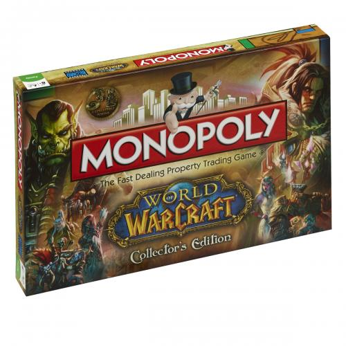 Juego de mesa World of Warcraft 220729