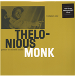 Vinilo Thelonious Monk - Genius Of Modern Music   Vol 1