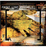 Vinilo Front Line Assembly - Rewind (Yellow W Black Splatter Vinyl)