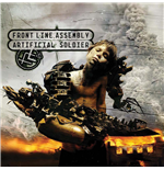 Vinilo Front Line Assembly - Artificial Soldier (Cherry Coloured Vinyl)