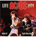 Vinilo Ac/Dc - Live At Towson Center  Md  October 16th  1979 Kbfh Fm