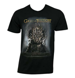 Camiseta Juego de Tronos (Game of Thrones) Throne