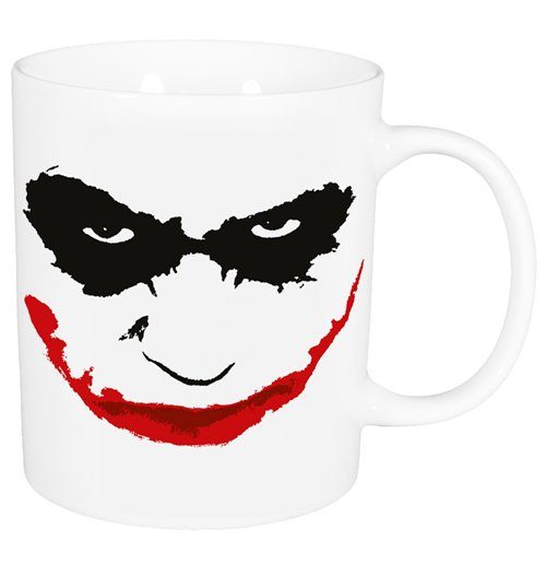Batman Taza Joker Face
