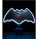 Batman v Superman Luminaria Neón Logo 24 x 30 cm