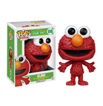 Barrio Sésamo Figura POP! TV Vinyl Elmo 9 cm