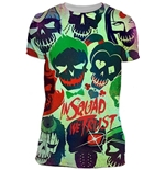 Camiseta Suicide Squad All Over Trust