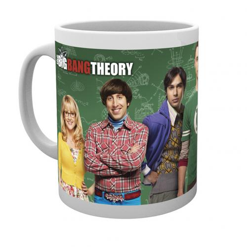 Taza Big Bang Theory 222424
