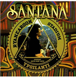 Vinilo Santana - Ryanearson Stadium, Ypsalanti Sunday 25th May 1975 180gr