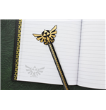 Legend of Zelda 4 Lápic con Topper Hyrule Wingcrest