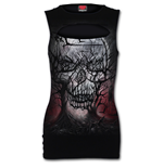 Camiseta de Tirantes Spiral Dark Roots