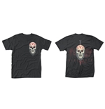 Camiseta Vikings Skull