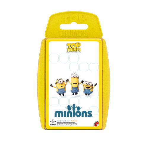 Juguete Minions Top Trumps