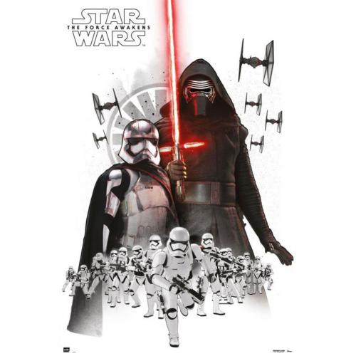Póster Star Wars 223304