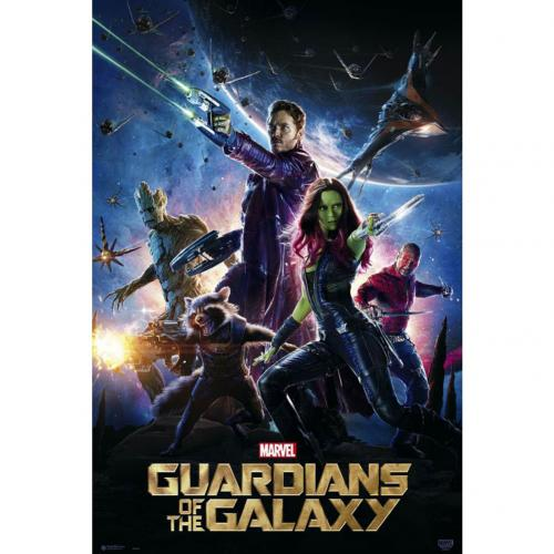 Póster Guardians of the Galaxy 223315