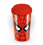 Marvel Comics Taza de Viaje Spider-Man Eyes