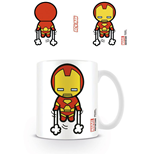 Taza Iron Man Kawaii Iron Man
