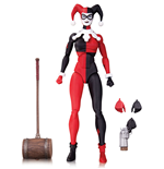 DC Comics Icons Figura Harley Quinn (No Man's Land) 15 cm