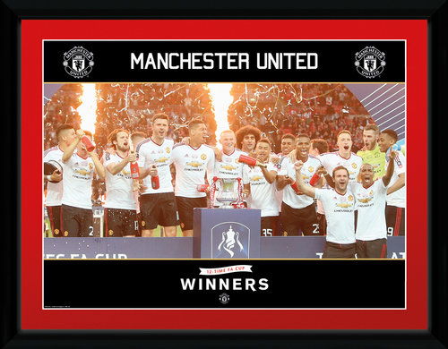 Póster Manchester United FC 223510
