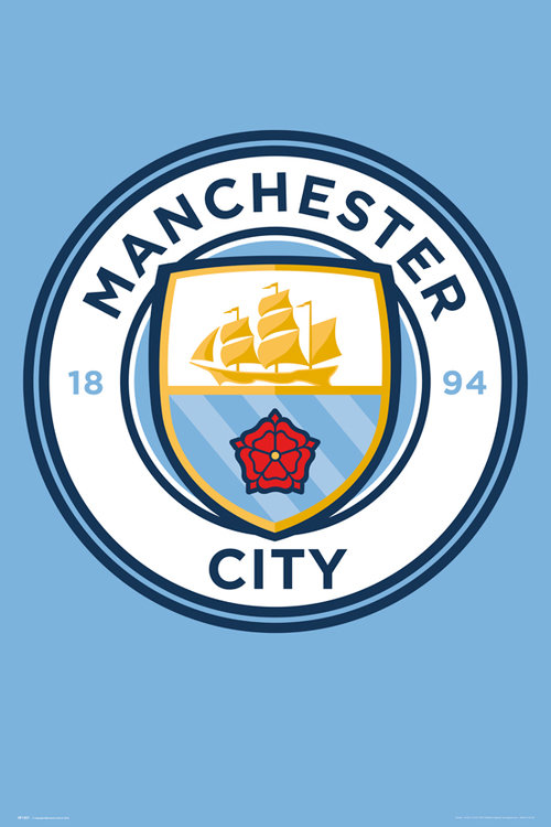 Póster Manchester City FC 223511
