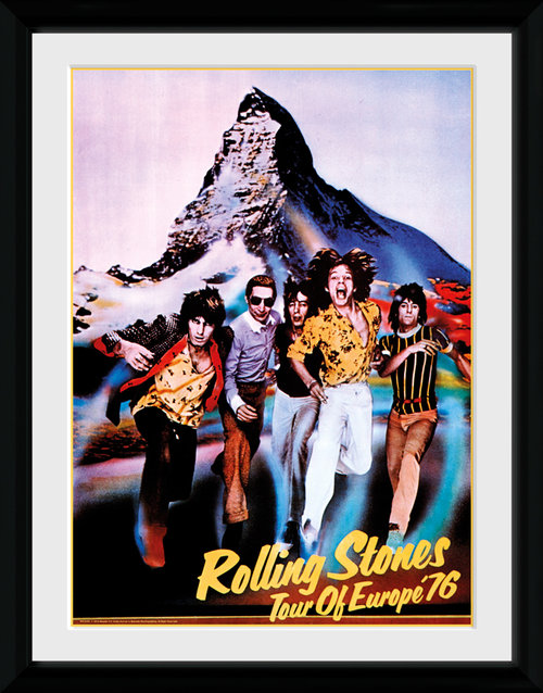 Póster The Rolling Stones 223525