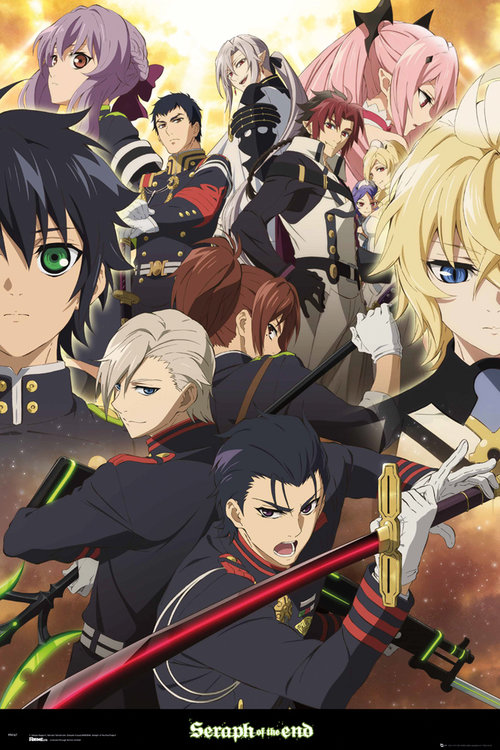 Póster Seraph of the End 223528