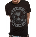 Camiseta A day to remember 223714
