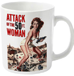 Taza Attack Of The 50FT Woman 223759