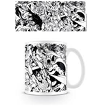 Taza Superhéroes DC Comics 223817
