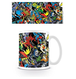 Taza Superhéroes DC Comics 223818