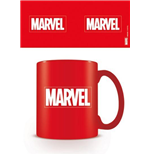 Taza Marvel Superheroes - Red Logo