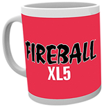 Taza Fireball XL5 223969